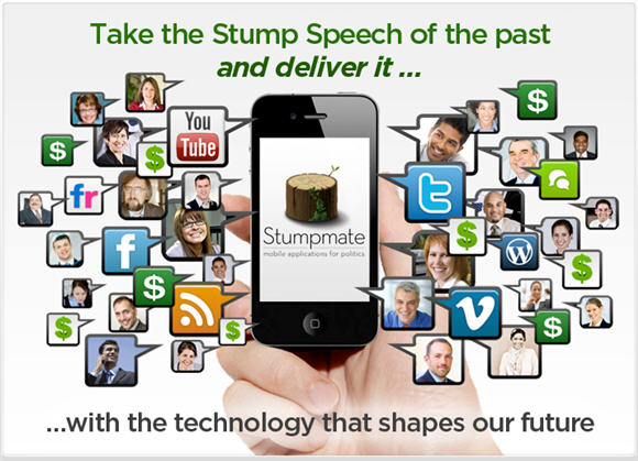Convert the Stump Speech of the Past and Go Mobile
