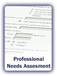 Professional Needs Assessment