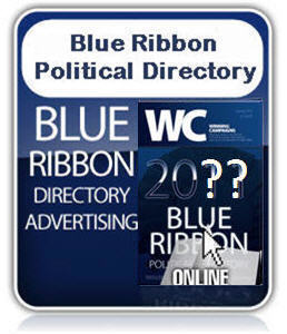 Blue Ribbon Political Directory - in print and online
